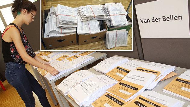 Gibt es eine Lösung für Wahlen ohne Ergebnis? (Bild: Uta Rojsek-Wiedergut)