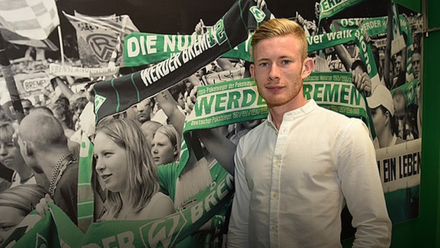 Nach Rapid-Abgang: Jetzt spricht Florian Kainz (Bild: Werder Bremen)