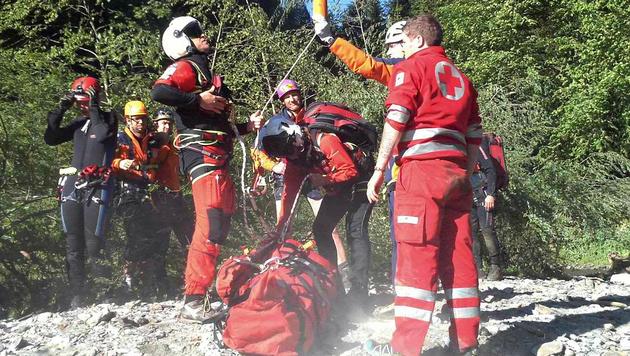 Zwei Bergsteiger in Salzburg tödlich verunglückt (Bild: APA/AKTIVNEWS (Symbolbild))