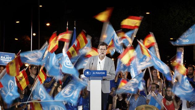Mariano Rajoy (Bild: AP)