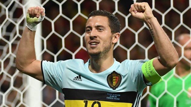 4:0! Belgier werfen Österreich-Schreck Ungarn raus (Bild: AFP)