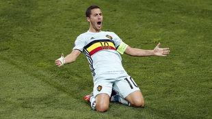 4:0! Belgier werfen �sterreich-Schreck Ungarn raus (Bild: AP)