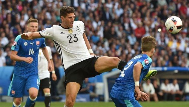 "Deutschland jubelt: ""Jogi, das war titelreif!"" (Bild: AFP or licensors)"