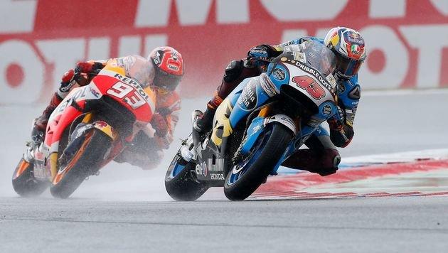 MotoGP: Australischer Jungstar bremst Marquez  aus (Bild: APA/AFP/ANP/BAS CZERWINSKI)