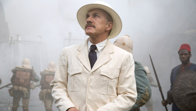 "Christoph Waltz in ""The Legend of Tarzan"" (Bild: Viennareport)"