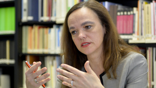 Bildungsministerin Sonja Hammerschmid (Bild: APA/Herbert Neubauer)