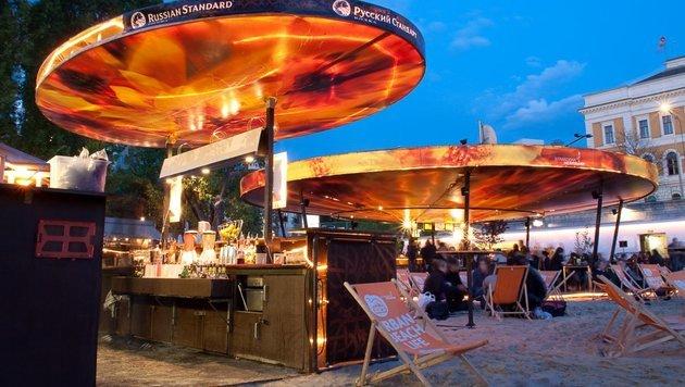 """""""20 Tipps für den perfekten Sommer in Wien (Bild: Strandbar Herrmann)"""""""