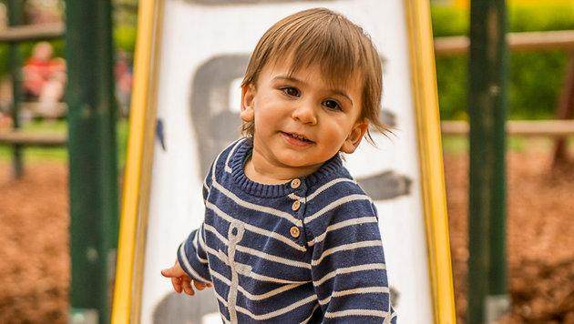 Die schönsten Kinderfotos der krone.at-Leser (Bild: Halililbrahim Canyurt)