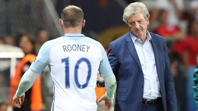 Hodgson hat genug! England-Teamchef tritt zurück (Bild: AP)