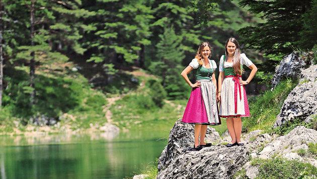 Der Grüne See in der Hochsteiermark weckt Sehnsüchte. (Bild: Peter Tomschi)