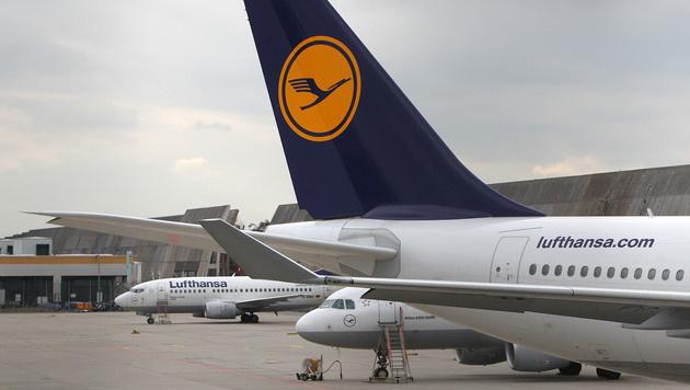 Lufthansa bringt WLAN auf Kurz- und Mittelstrecke (Bild: AFP)