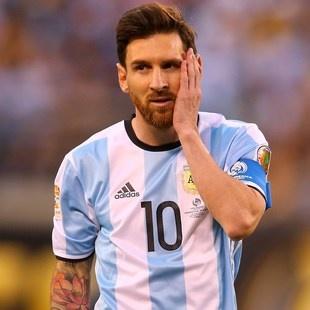 Messi verletzt! Einsatz f�r Argentinien ungewiss (Bild: Getty Images)