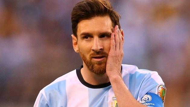 Messi verletzt! Einsatz für Argentinien ungewiss (Bild: Getty Images)