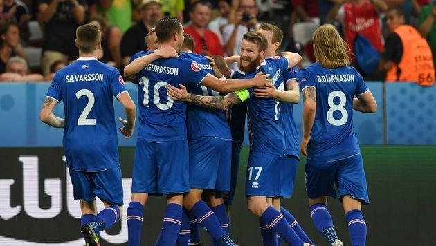 Schade, England! Jetzt seid ihr auch aus EURO raus (Bild: APA/AFP/PAUL ELLIS)