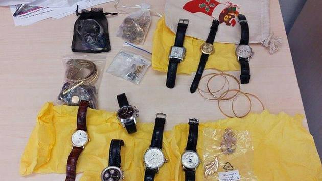 3 Einbrecherbanden ausgehoben: 11 Täter in Haft (Bild: APA/LPD NÖ)