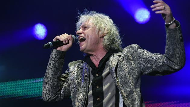 Bob Geldof (Bild: APA/HERBERT P. OCZERET)
