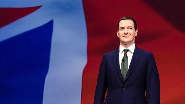 Der britische Finanzminister George Osborne (Bild: AFP)