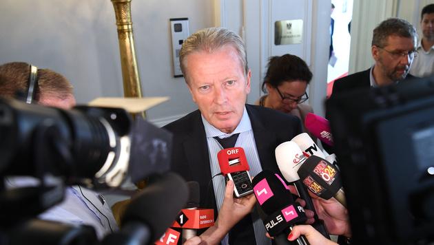 Vizekanzler Reinhold Mitterlehner (Bild: APA/HELMUT FOHRINGER)