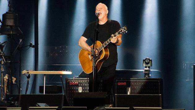 David Gilmour (Bild: Andreas Graf)