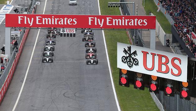 """""""Formel Krise"""": Zuschauer-Rückgang und Gähn-Rennen (Bild: GEPA)"""