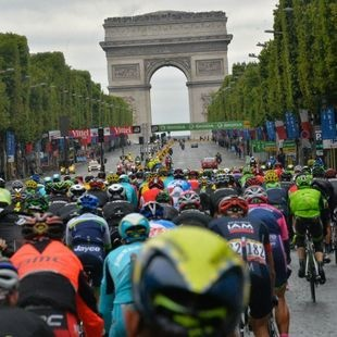 Tour de France: Aktion scharf gegen Elektro-Doping (Bild: ASO/B.Bade)