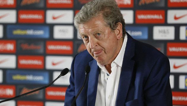 """""""Was soll ich hier?"""" Hodgsons bizarrer Abschied (Bild: AP)"""