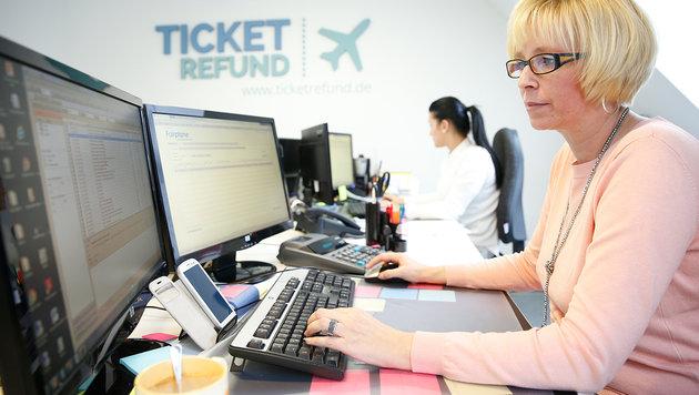 Mehr als 400.000 Fluggästen hat Fairplane bisher zu der ihnen zustehenden Entschädigung verholfen. (Bild: Reinhard Holl)