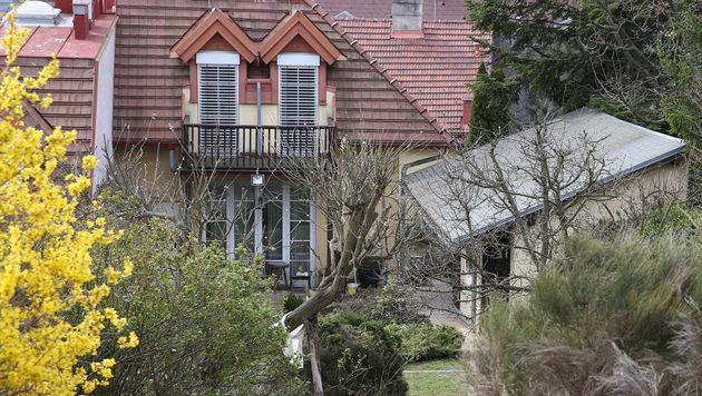 Ende März wurde das schmucke Haus eines älteren Ehepaares (70 und 72 Jahre) Ziel eines Einbruchs. (Bild: zwefo)