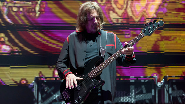 Black Sabbath - Geezer Butler (Bild: Andreas Graf)