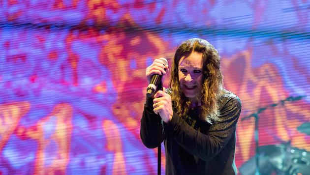 Black Sabbath - Ozzy Osbourne (Bild: Andreas Graf)