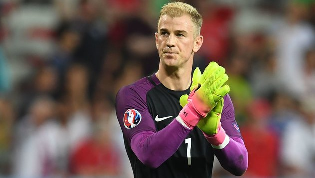 Guardiola will Goalie Hart bei ManCity loswerden! (Bild: APA/AFP/PAUL ELLIS)