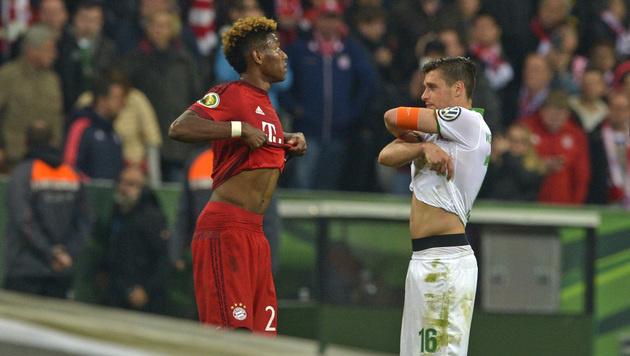 Bayern eröffnet Saison gegen Junuzovic und Co. (Bild: GEPA)