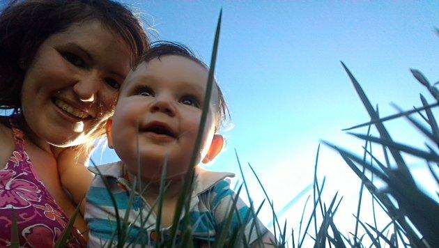 Die schönsten Kinderfotos der krone.at-Leser (Bild: Stefanie Mladek)