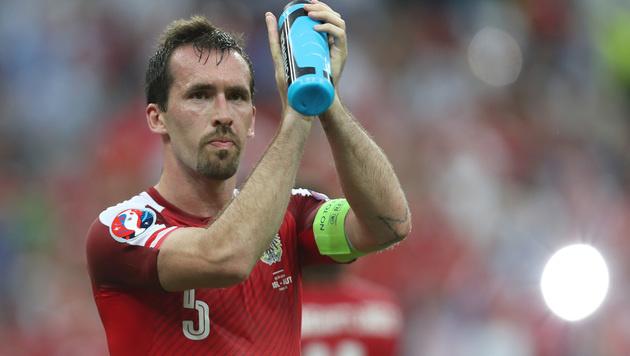 Fuchs: Rücktrittsgedanken schon vor der EURO (Bild: GEPA)