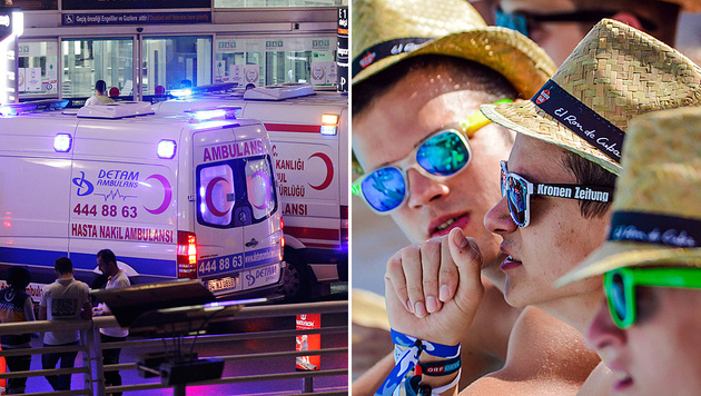 Summer Splash: Bestürzung, aber Party geht weiter (Bild: AP, Summer Splash)