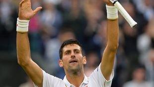 Wimbledon: Djokovic und Federer in 3. Runde (Bild: APA/AFP/GLYN KIRK)