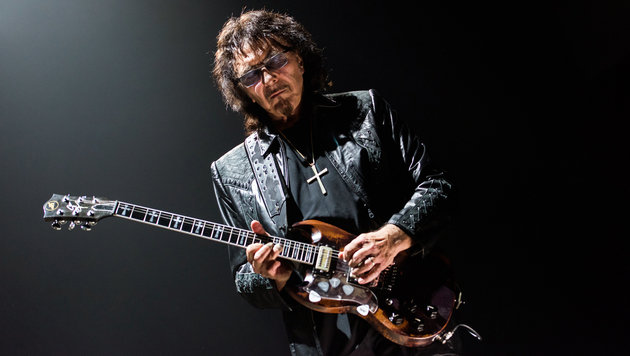 Black Sabbath - Tony Iommi (Bild: Andreas Graf)