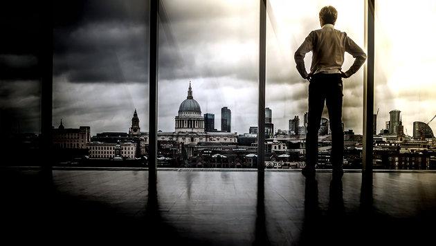 Finanzplatz London droht Abzug vieler Konzerne (Bild: thinkstockphotos.de)