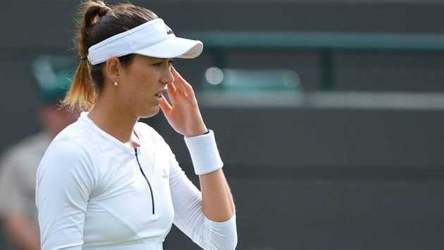 French-Open-Champ Muguruza in Wimbledon schon out (Bild: APA/AFP/GLYN KIRK)