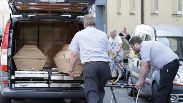Linzer Türsteher erschießt Ex und dann sich selbst (Bild: Markus Schütz)