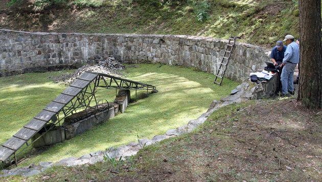 Litauen: Fluchttunnel aus 2. Weltkrieg entdeckt (Bild: AP)
