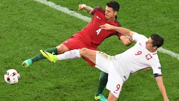 Wahnsinn! Portugal ohne Sieg im Halbfinale (Bild: AFP)