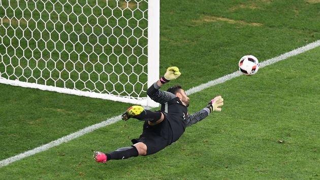 Wahnsinn! Portugal ohne Sieg im Halbfinale (Bild: AFP or licensors)