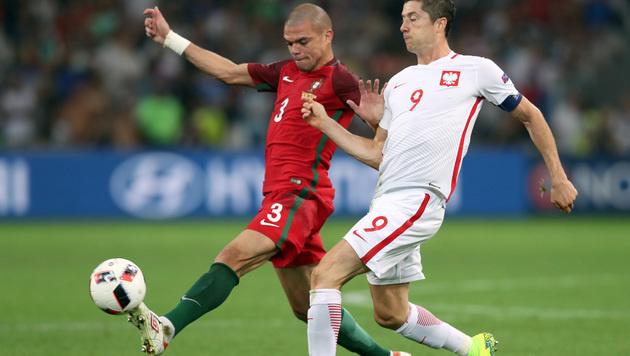 Wahnsinn! Portugal ohne Sieg im Halbfinale (Bild: AP)