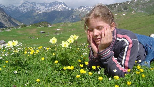 Die schönsten Kinderfotos der krone.at-Leser (Bild: Gerhard Spanring)