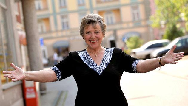 """Marie-Luise Marjan alias Mutter Beimer aus der """"Lindenstraße"""" (Bild: dpa/Jšrg Carstensen)"""