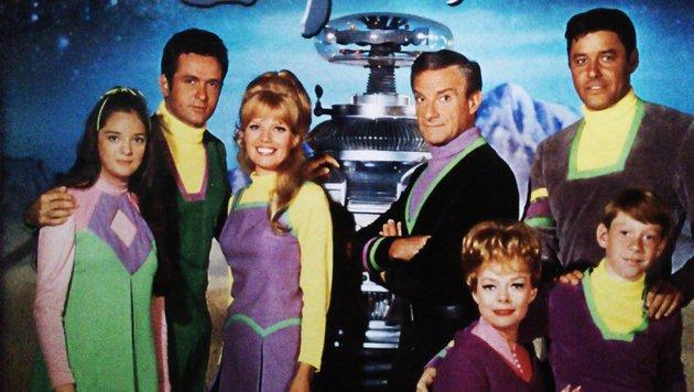 """Familie Robinson war in den 1960ern """"Lost in Space"""" (Bild: CBS)"""