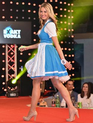Sportfotos: SIE ist Miss Grand Prix 2016 (Bild: APA/ANDREAS KARLOO PREISLER)