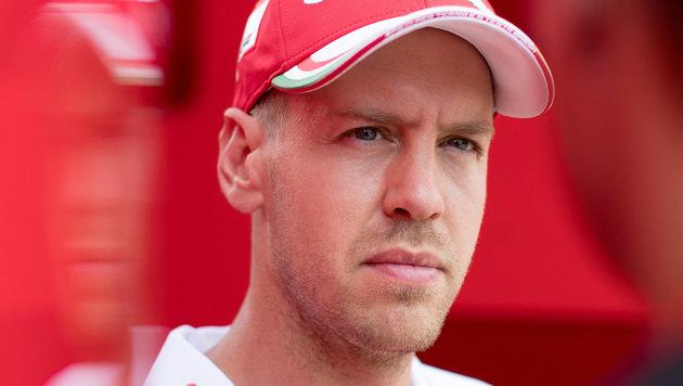 Strafe! Vettel muss in Spielberg 5 Pl�tze zur�ck (Bild: APA/GEORG HOCHMUTH)