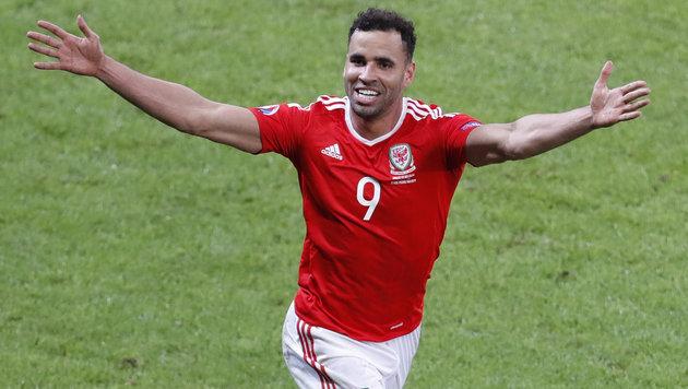 Wales schaltet auch Geheimfavoriten Belgien aus! (Bild: AP)